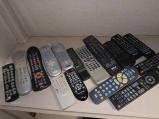 Various Remote Controllers