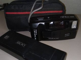 Kodak Tele Ektralite 600 with Ricoh One Take Auto Focus Cameras