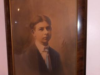 Antique Picture Frame 23 x 20 in
