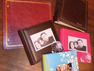 Photo Albums lot of 7