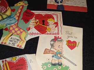Vintage Valentine s Day Cards
