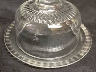 Cheese Serving Tray with Dome lid