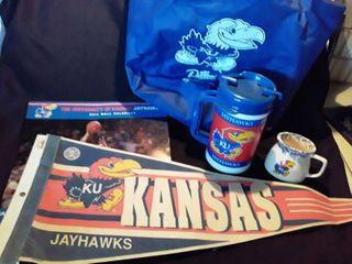 KU  Miscellaneous Items Calendar  Mug  Cups and Pendants