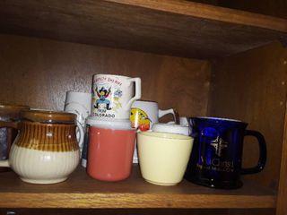 large lot of Coffee Mugs