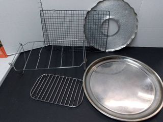 Serving Trays and Cooling Racks