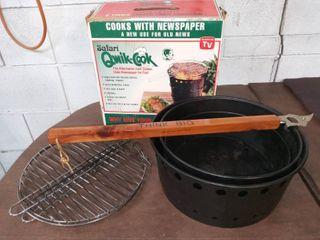 Safari Qwik Cook Alternative Fuel Cooker