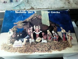 13 pcs  Nativity Set
