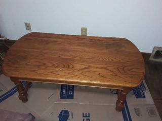 Riverside Furniture Co  Ft  Smith  AR  Coffee Table  15 x 46 x 24