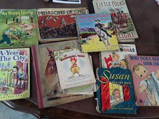 Vintage Children Books