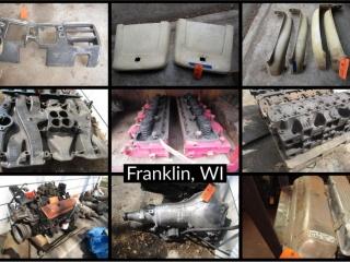 GM Car Parts - 1960's & 1970's - Corvette & More  (auction #2