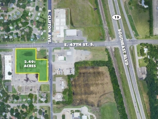 (S) 2.49 +/- Acre Commercial Lot
