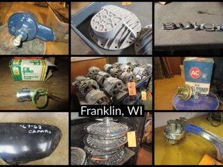 GM Car Parts - 1960's & 1970's - Car Parts & More  (auction #4