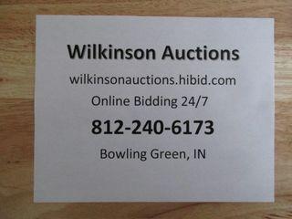 Apr 20 Consignment Auction