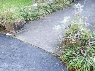 Lot #1161 - Pair of 12? square concrete garden