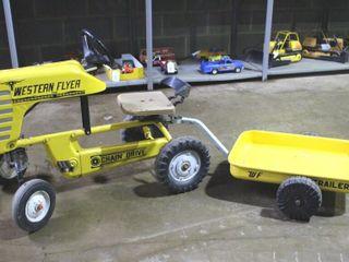 Antique Toy Sale-Tractors, Dolls & More