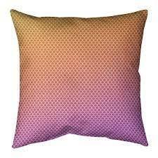 Porch   Den Alsea Mermaid Scales Throw Pillow