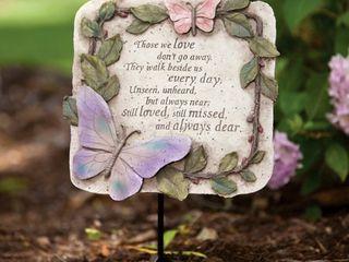 Evergreen Enterprises Those We love Dont Go Away Memorial Stepping Stone