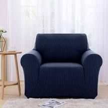 Water Resistant T Cushion Armchair Slipcover
