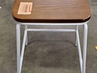 Rhodes Metal Wood Counter Stool