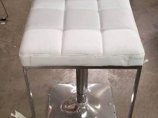 Coaster Adjustable Modern Bar Stool