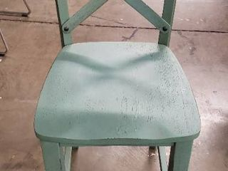 Harvester X Back 24  Counter Height Stool