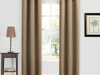 Window Curtain Rollbacks PAIR