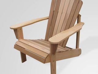 Riverside Adirondack Outdoor Portable Chair   Merry Products