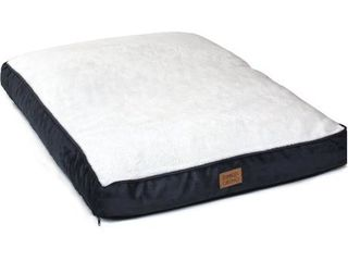 Precision Pet Products Foam Pillow Support Dog Mattress Bed