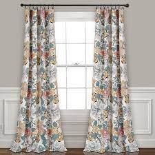 The Curated Nomad Chorro Room Darkening Curtain Panel Pair Retail 75 11