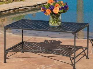 Petra Outdoor Coffee Table by Christopher Knight Home Retail 83 99