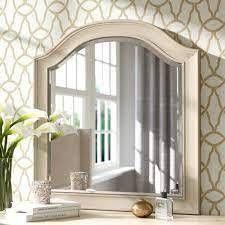 Trenton Arched Dresser Mirror