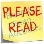 April 22nd Antique and Estate Auction