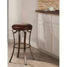 Copper Grove Kalmia Backless Swivel Stool  Retail 102 89