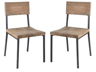 INK IVY Tacoma 2 Dining Chair  Retail 278 99