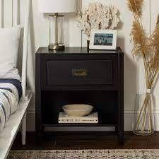 Carson Carrington Modern 1 Drawer Nightstand  Retail 138 49