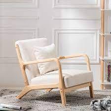 Carson Carrington Kaarnevaara Upholstered Accent Chair living Room Sofa   Retail 185 49