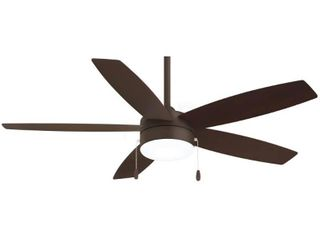 Airetor   led 52  Ceiling Fan By Minka Aire  Retail 199 99