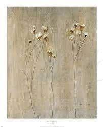 Vanilla Bloom II  Framed Giclee Print