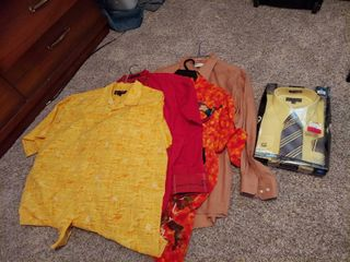 Assorted Shirts