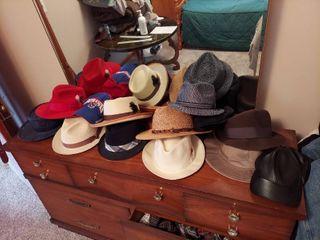 Assorted Hats