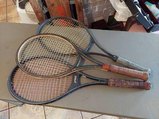 3 Tennis Rackets