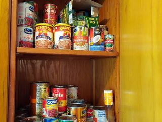 Food in Cabinet