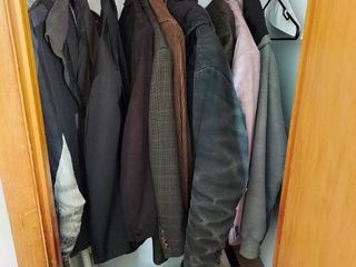 Contents of Front Closet