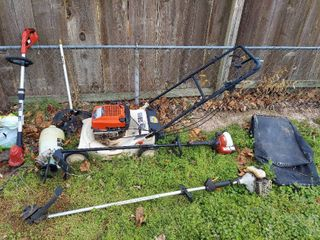 lawn Equipment That Needs Repaired