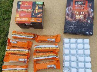 Firestarter and lighter Cubes