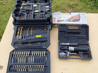 Partial Bit Set and Cordless Ratchet  Missing Charger
