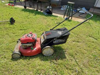 Craftsman Push lawnmower with Bagger