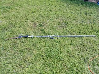 Better Homes 12 7  Extendable Pole Tree Pruner Saw   Branch lopper Collapsed 7 4