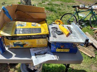Qep Tile Tools 7  Portable Tile Saw