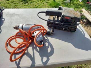 Skil Sander and Craftsman Drill
